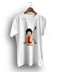 Get Buy New Cute Betty Boop Cheap T-Shirt