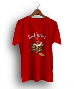 Gift Foodie Sandwitch Funny Halloween T-Shirt