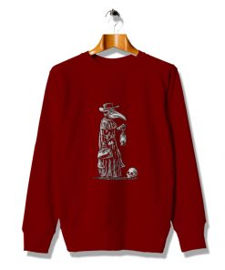 Hello Witch Funny Halloween Sweatshirt