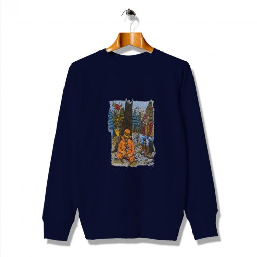Scene Deer Hunter Movie On Sale Halloween Sweatshirt