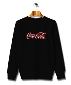 Awesome Get Up Always Coca-Cola Sweatshirt