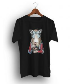 Awesome Graphic Be Worn Fitted Undercover T-Shirt
