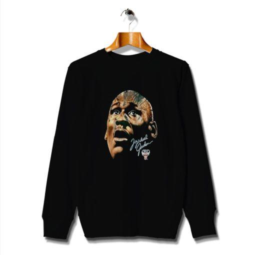 Awesome Michael Jordan Vintage Sweatshirt