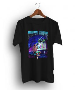 Awesome Travis Scott Astroworld Top Hip Hop T-Shirt