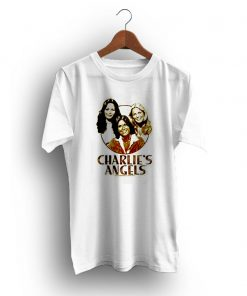 Charlies Angel Retro Girls Vintage T-Shirt