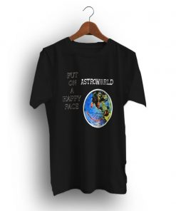 Cool New Style Travis Scott Astroworld T-Shirt