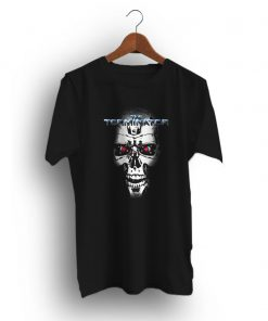 Mask Terminator Back In Movies T-Shirt