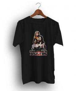 Really Cute 70s Classic TV Show Charlie's Angel T-Shirt