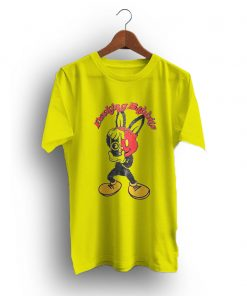 Scary Bunny Loved Masked Rabbit Cheap T-Shirt