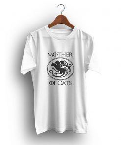 Targaryen Mother Of Dragon Cat Lover Gift T-Shirt