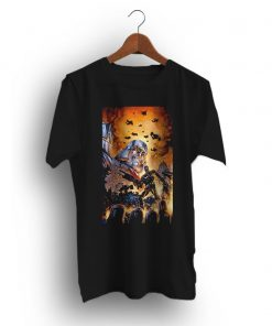 Awesome Hype Comic Book Transformers Terminator T-Shirt
