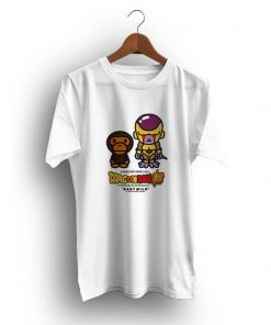 Playful Character Baby Milo Collaborative Dragon Ball T-Shirt