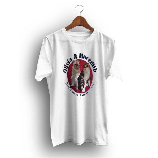 Stealing The Show Best Friends Cat Taylor Swift T-Shirt