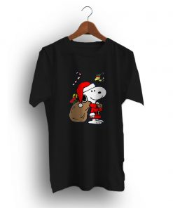 Thanks Giving Sloopy Joe Snoopy Christmas T-Shirt