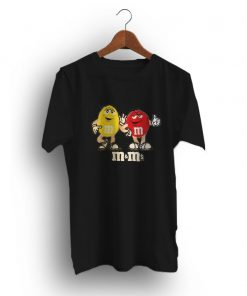 Character Idea M&m Chocolates 90s Vintage T-Shirt