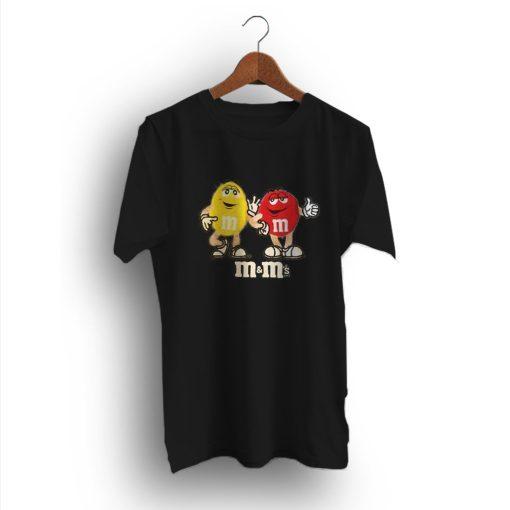 Character Idea M&m Chocolates 90s Vintage T-Shirt