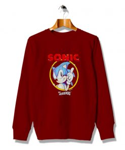 Cool Art Ideas Sonic The Hedgehog Vintage Sweatshirt