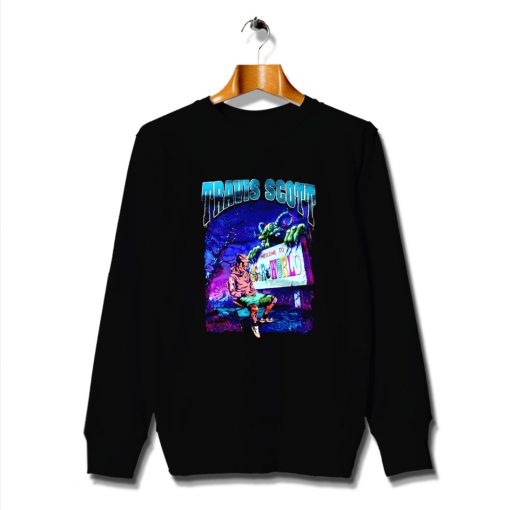 Cool Design Ideas Astroworld Travis Scott Sweatshirt