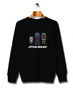 Fan Cool Features Characters Star Wars Sweatshirt