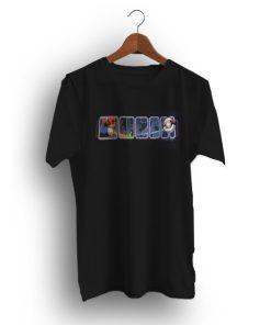 Ideas Game Nintendo Pokemon Go 90s Vintage T-Shirt