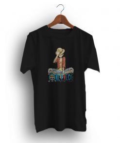 Luffy Anime One Piece Gifts T-Shirt