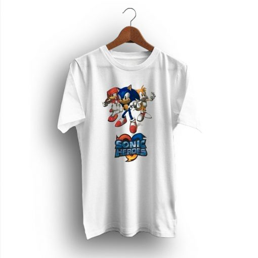Cool Ideas Sonic Heroes Nintendo Vintage T-Shirt