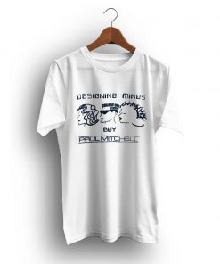 Get Buy Paul Mitchell Design Minds Vintage T-Shirt
