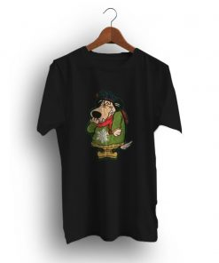 Get Buy Vintage Hanna Barbera Wacky Race Muttley T-Shirt