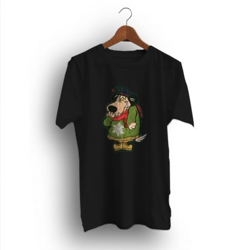 Get Buy Vintage Hanna Barbera Wacky Race Muttley T-Shirt