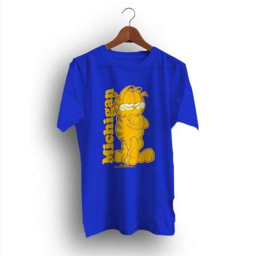 Graphic Icon Vintage Garfield Michigan 80s T-Shirt