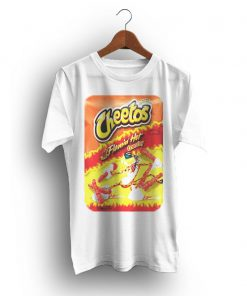 Ideas Pass Up Graphic Cheetos Snack Vintage T-Shirt