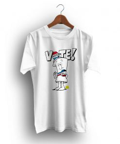 Just Vote Bill Version School House Rock T-Shirt