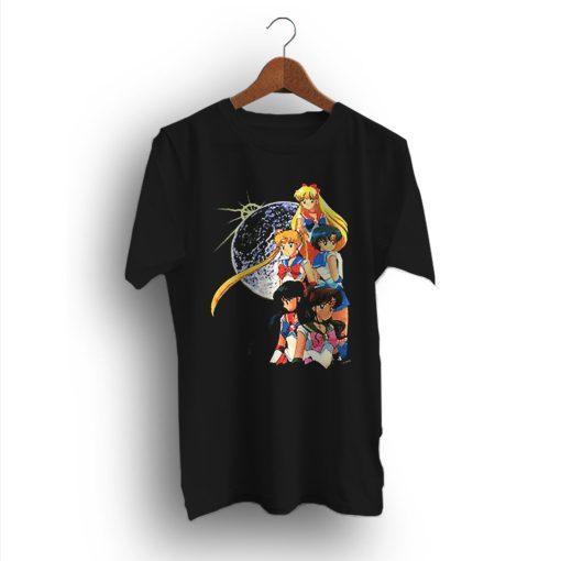 Trade Star Vintage Sailor Moon 90's T-Shirt