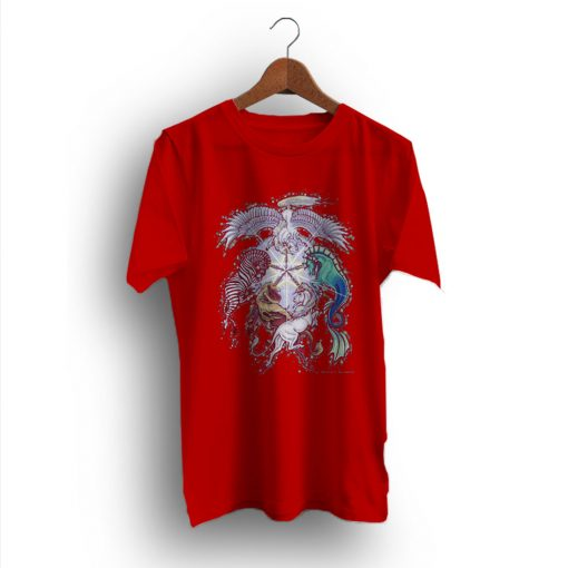 Elemental Beautyfull Ideas Unicorn Shield T-Shirt