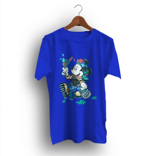 Vintage Ideas Painter Mickey Mouse Classic T-Shirt