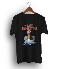 The Land Before Time Dinosaur Vintage T-Shirt