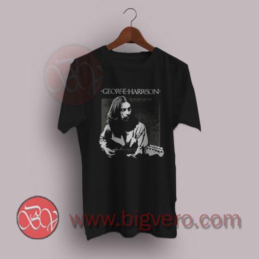 Live Portrait George Harrison T-Shirt