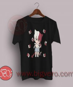Academia Todoroki Shouto Baby Anime T-Shirt