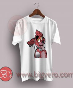 Five Nights at Freddy's Youth Foxy T-Shirt