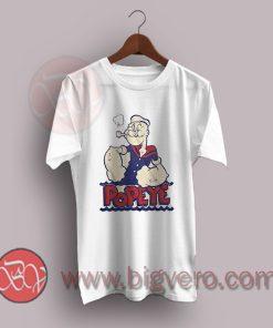 The Sailorman Popeye Funny T-Shirt