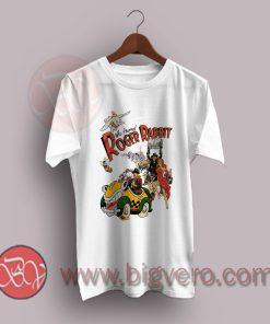 Who Framed Roger Rabbit Vintage T-Shirt