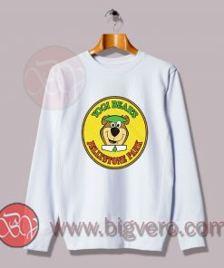 Yogi Bear's Hanna Barbera Classic Sweatshirt