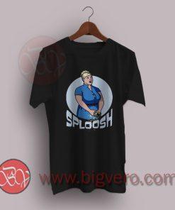 Archer Pam Poovey Sploosh T-Shirt