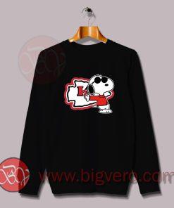 Chief Snoopy Kansas City Sweatshirt