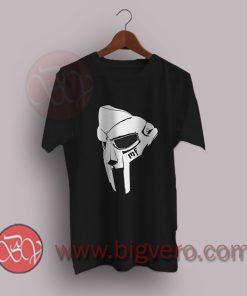 Mf Doom Rapper Silver Mask T-Shirt