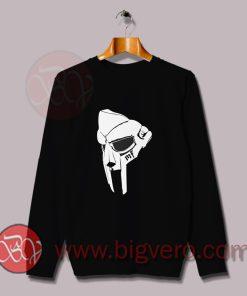 Mf Doom Silver Sweatshirt