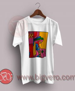 Painting 90s Pablo Picasso T-Shirt