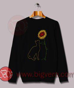 The Cat You Are My Sunshine Sweatshirt