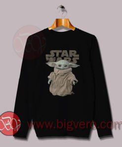 The Mandalorian Grogu Baby Yoda Sweatshirt