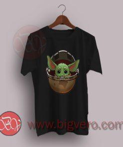 Baby Yoda Need Hug Heart T-Shirt